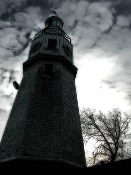 Joel Witmeyer - Dramatic Lighthouse