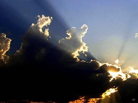 Dramatic Sunburst by Will Borden