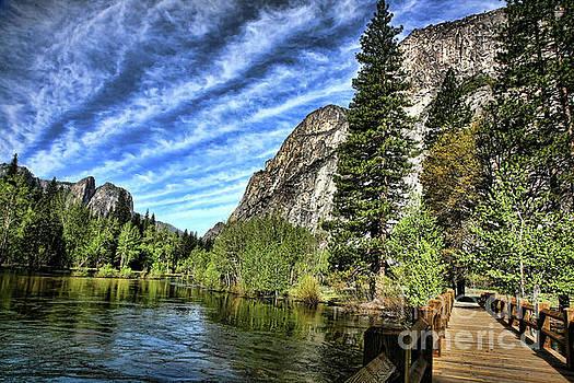 Chuck Kuhn - Dramatic Yosemite