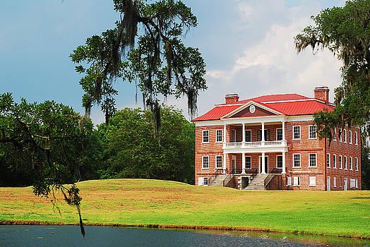 Drayton Hall, Charleston by James Kirkikis