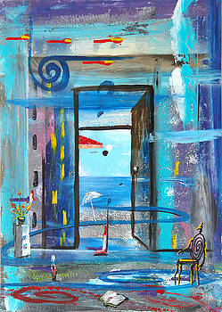 Dream  by Angel Ortiz
