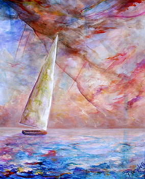 Dream Boat by Trish Campbell