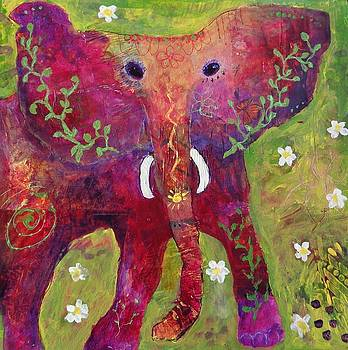Dream Elephant by Lisa Page