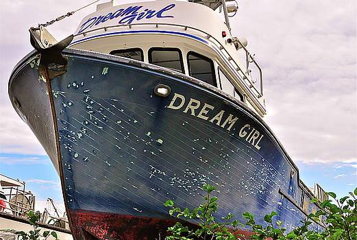 Dream Girl by Mark Lemon