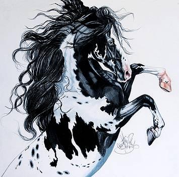 Dream Horse Series #2001 by Cheryl Poland
