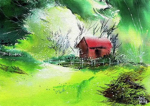 Dream House 3 by Anil Nene