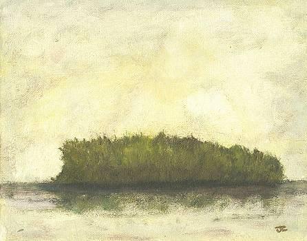 Dream Island I by Joe Leahy
