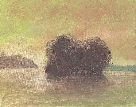 Dream Island IV by Joe Leahy