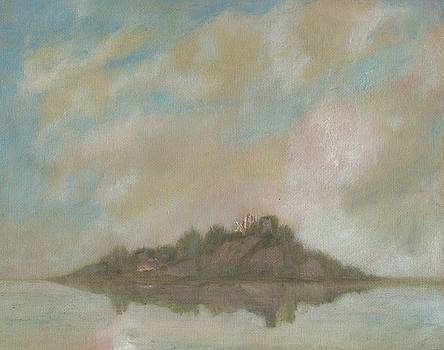 Dream Island V by Joe Leahy