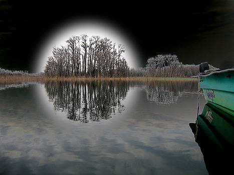 Dream Lake by Rick McKinney