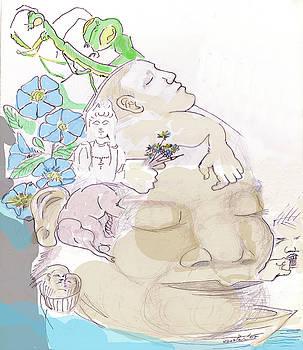 Dream of God by John Keasler