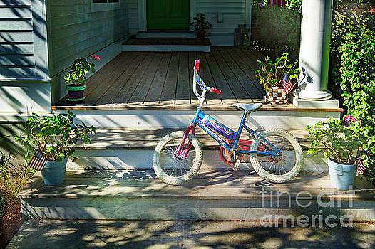 Dream On Bicycle by Craig J Satterlee