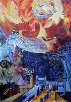 Dream by Otilia Gruneantu Scriuba