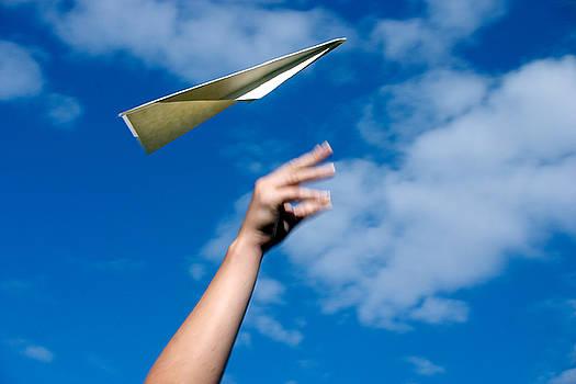 Dream to Fly by Stanislovas Kairys
