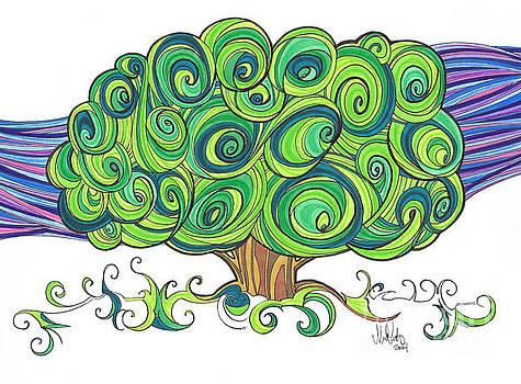 Dream Tree by Michael Ciccotello