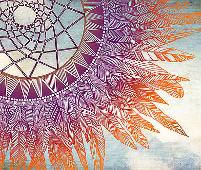 Dreamcatcher- mining for the meaning by Brenda Erickson