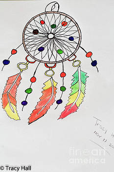 Dreamcatcher by Tracy Hall