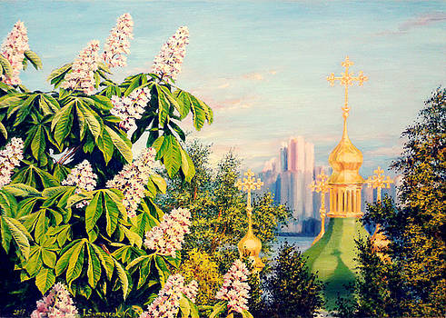 Dreaming About Kiev by Irina Sumanenkova