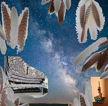 Dreaming Bench by Julia Woodman