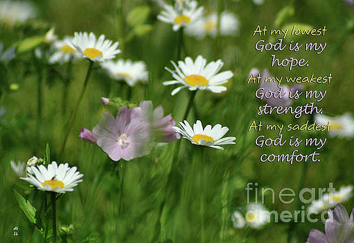 God Is by Diane E Berry