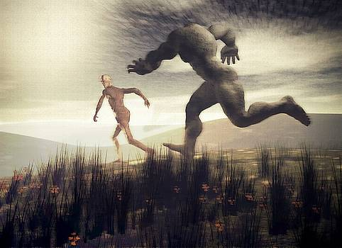 Dreaming of a Nameless Fear by John Alexander
