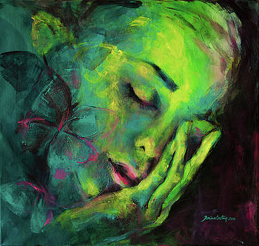 Dreaming of Butterflies by Dorina Costras