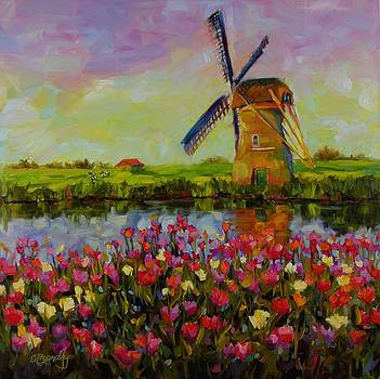 Dreaming of Holland by Chris Brandley