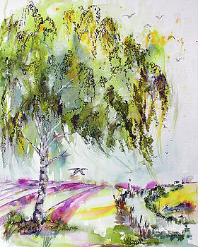 Ginette Callaway - Dreaming of Provence
