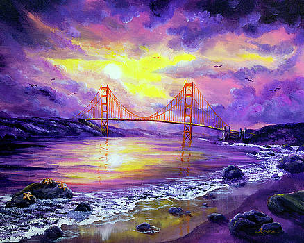 Laura Iverson - Dreaming of San Francisco