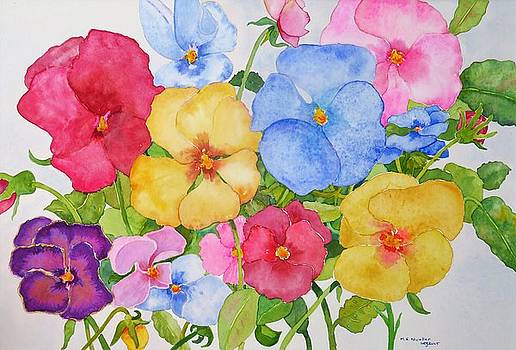 Dreaming of Spring by Mary Ellen Mueller Legault