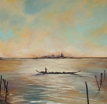 Dreaming of Venice by Michele Hollister - for Nancy Asbell