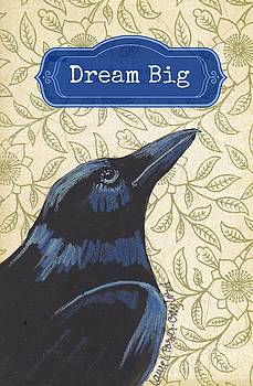 Dreaming Raven by Laurel Porter-Gaylord