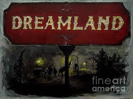 Dreamland by Rachel Brisbois