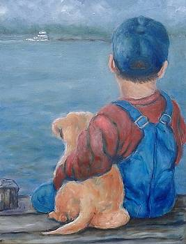 Dreams of a Young Boy by Ruth Mabee