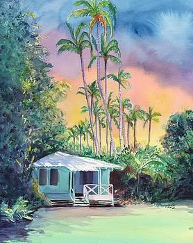 Dreams of Kauai by Marionette Taboniar