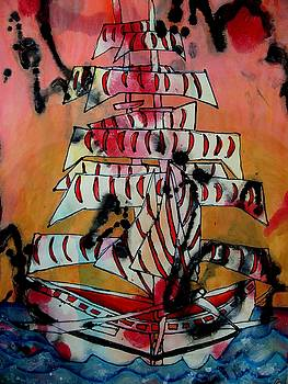 Dreams of Piratical Mischief by Crystal N Puckett
