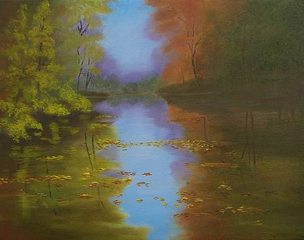 Dream's Reflections by Lorraine Foster