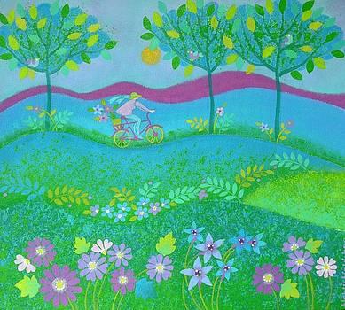 Dreamscape by Mary Maki Rae