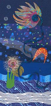Dreamscape Night by Julia Berkley