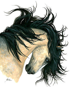 AmyLyn Bihrle - DreamWalker Buckskin Horse