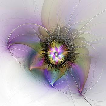 Dreamy Flower by Gabiw Art
