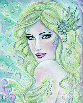 Dreamy Mermaid by Renee Lavoie