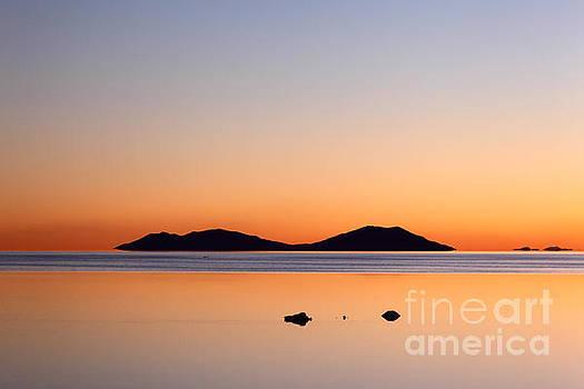 James Brunker - Dreamy Salar de Uyuni Sunset