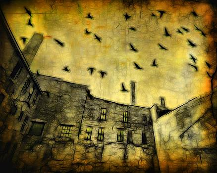 Gothicrow Images - Dreary Sky Looms Above