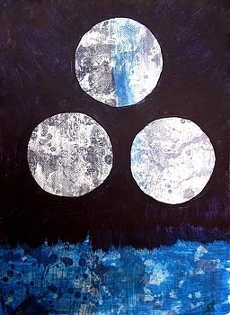 Drei Monde by Sabine Steldinger