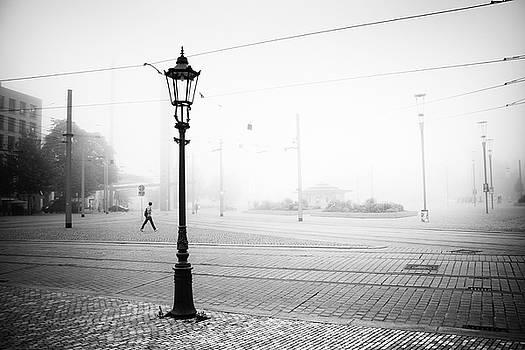 Dresden - Postplatz by Dorit Fuhg