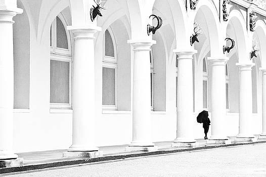 Dresden - Stallhof by Dorit Fuhg