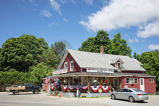 Drewsville General Store, New Hampshire by New England Photographic