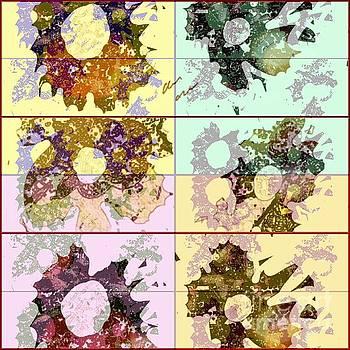 Dried Flower by Ann Calvo