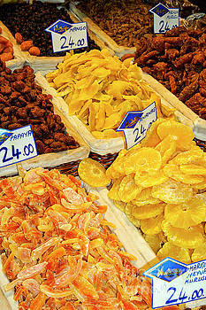 Bob Phillips - Dried Fruit at the Spice Bazaar
